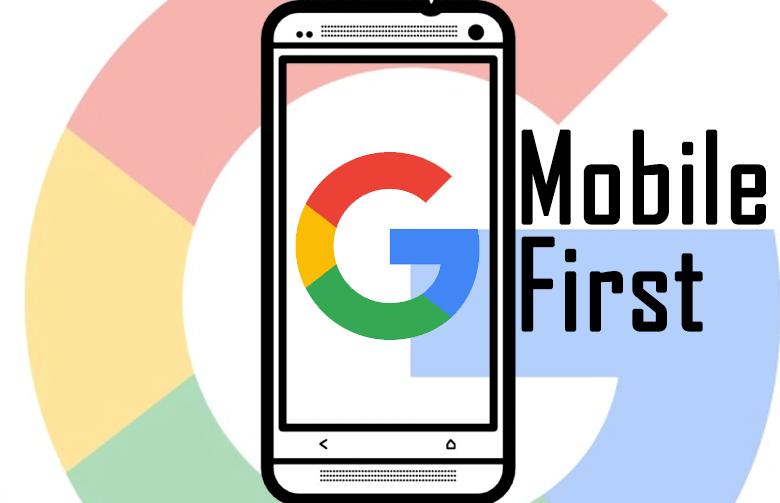 Google et le mobile first