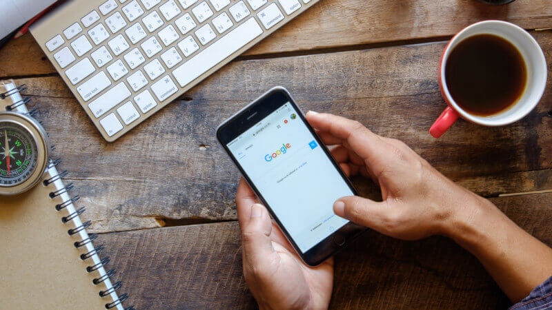 Google et l'index Mobile-First