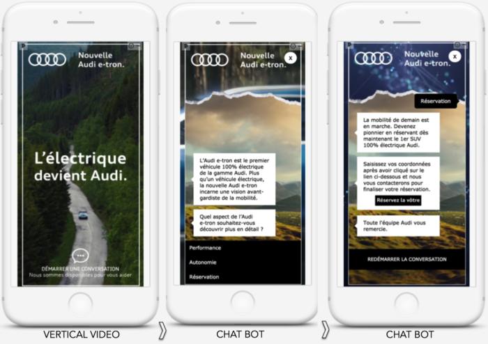 Chatbot - Audi - Piximedia